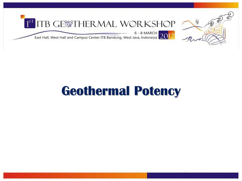 Geothermal Potency