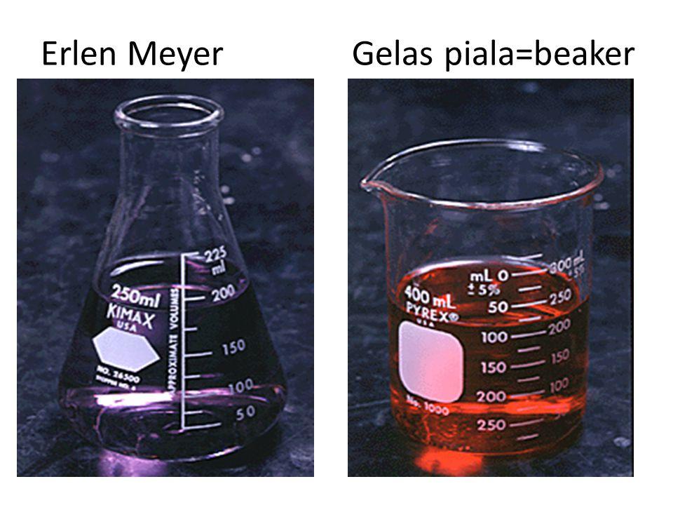Erlen Meyer Gelas piala=beaker