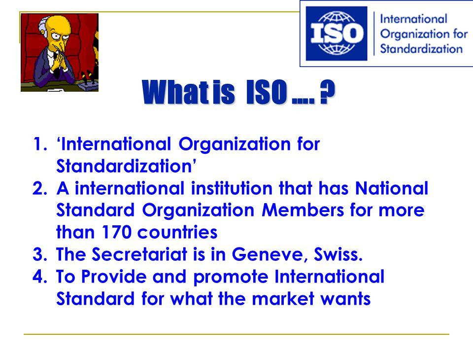 Kaitan K3 dan ISO Penerapan K3 yang baik akan mendukung pencapaian Sertifikasi ISO khususnya ISO 14000  ISO 14000  Standar atas kualitas proses dan