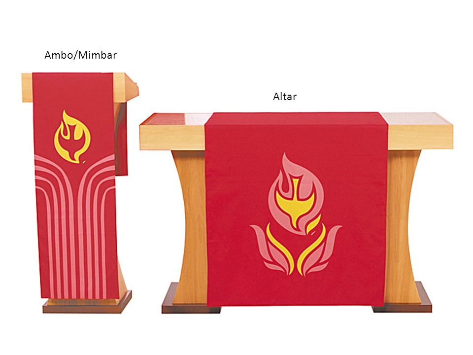 Ambo/Mimbar Altar