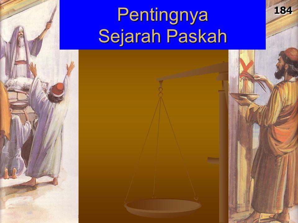 Pentingnya Sejarah Paskah 184