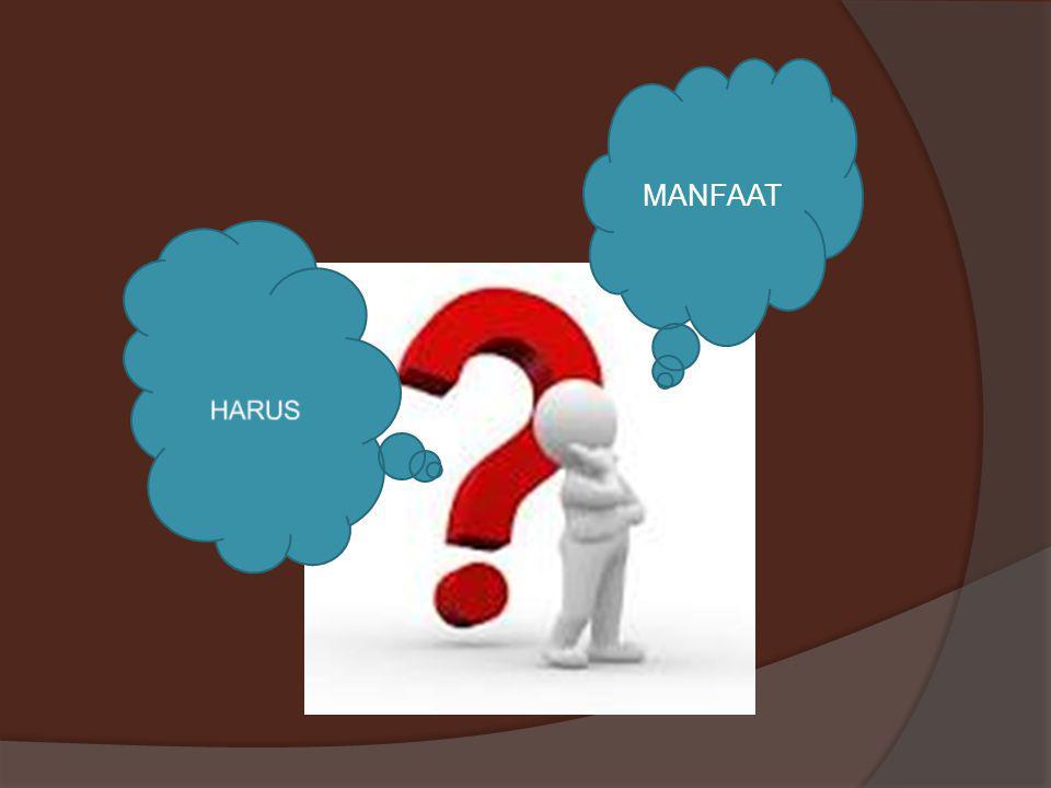 Karakteristik dan Gaya Penulisan  DO  DONT  BENEFIT