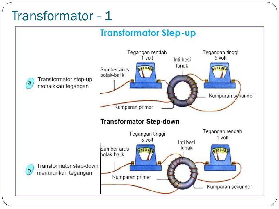 Transformator - 1