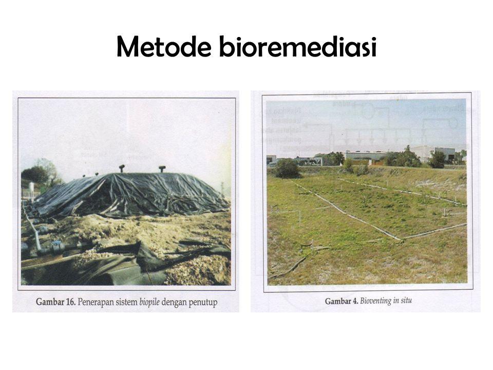 Metode bioremediasi