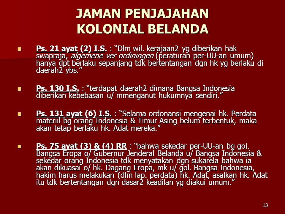 12 SEBELUM INDONESIA MERDEKA