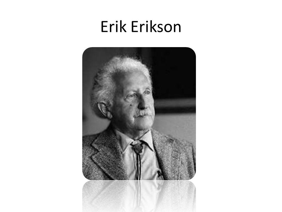 Erikson's Psychosocial Stages StagesKonflikTypical Questions Infant (0-12 bulan)Trust vs mistrustApakah dunia sekitarku supportif.