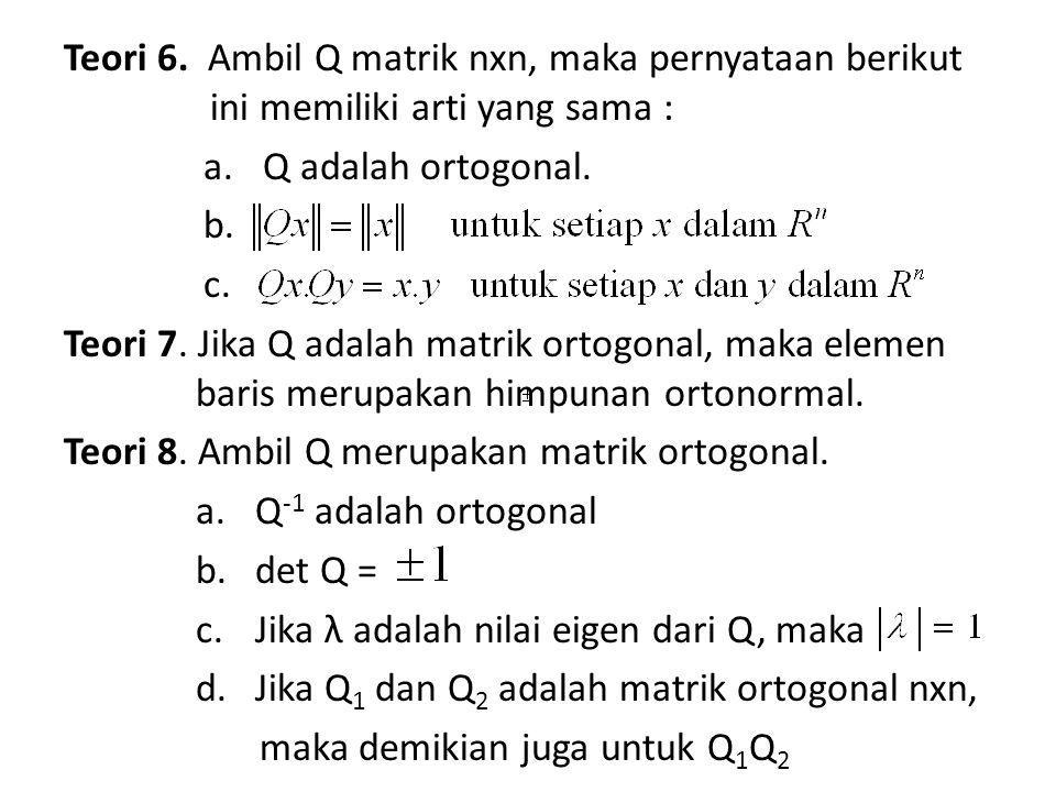 Teori 6.