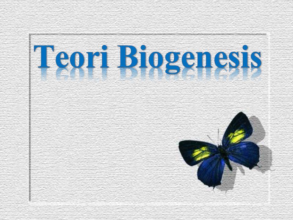 TEORI ABIOGENESIS KLASIK Antonie van Leeuweunhock Paham ini di perkuat oleh Antonie van Leeuweunhock seorang ilmuan Belanda (abad ke 18) yang berhasil membuat mikroskop dan melihat jasad renik di dalam air bekas rendaman jerami, hasil penemuannya tersebut memperkuat teori generatio spontanea (makhluk hidup berasal dari benda mati /jasad renik berasal dari air bekas rendaman jerarni).