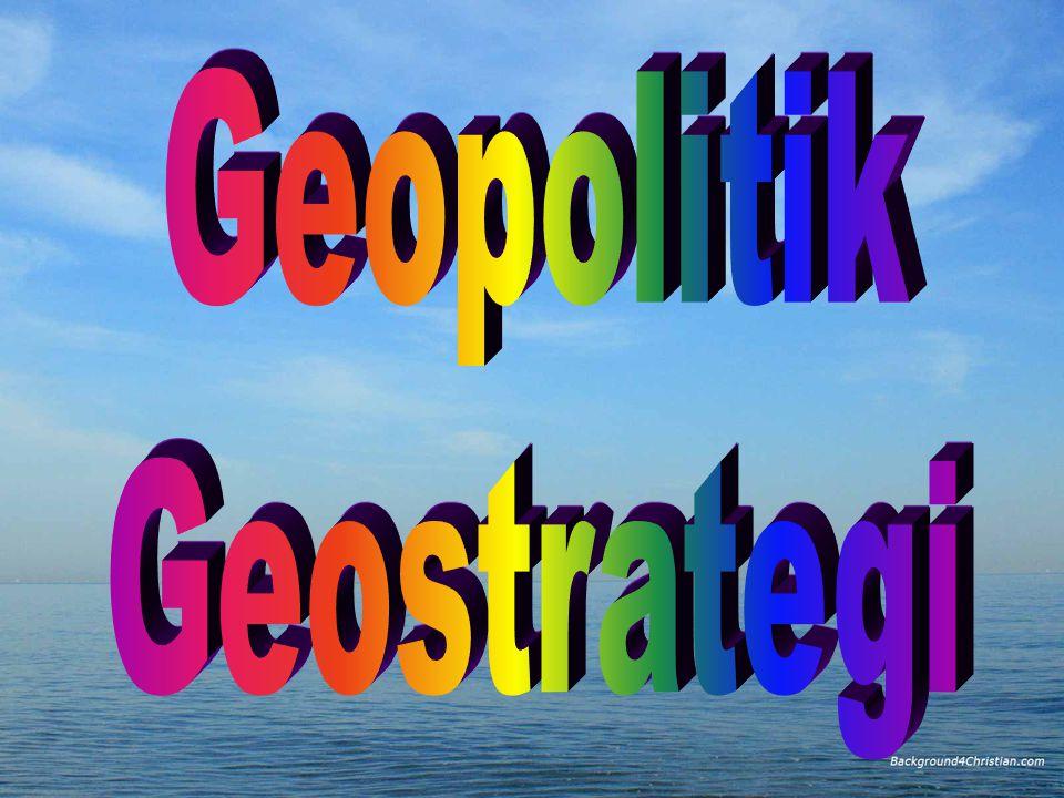 Geopolitik Geopolitik adalah kebijakan dalam rangka mencapai tujuan nasional dengan memanfaatkan keuntungan letak geografis negara berdasarkan pengetahuan ilmiah tentang kondisi geografis.