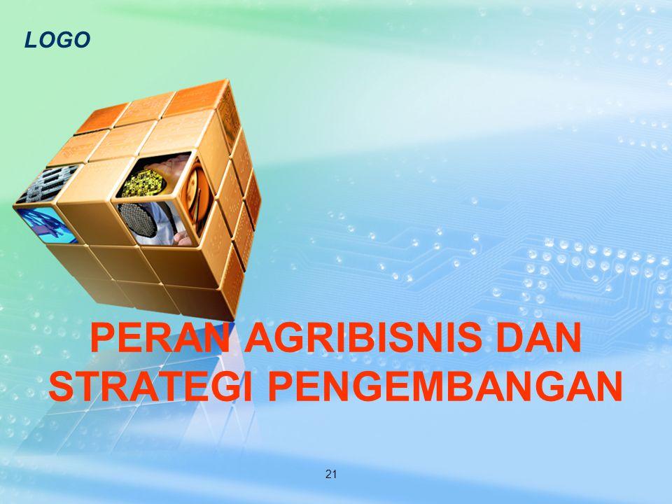 LOGO  Industrialisasi harus terkait dengan kepentingan petani sebagian besar hasil pertanian terutama perkebunan masih diolah di luar Indonesia,misal