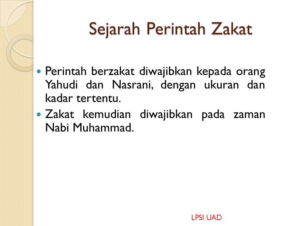 Pengertian Zakat Secara bahasa zakat berasal dari kata zaka – yazky, artinya mensucikan dan bertambah. Secara istilah adalah harta yang wajib dikeluar