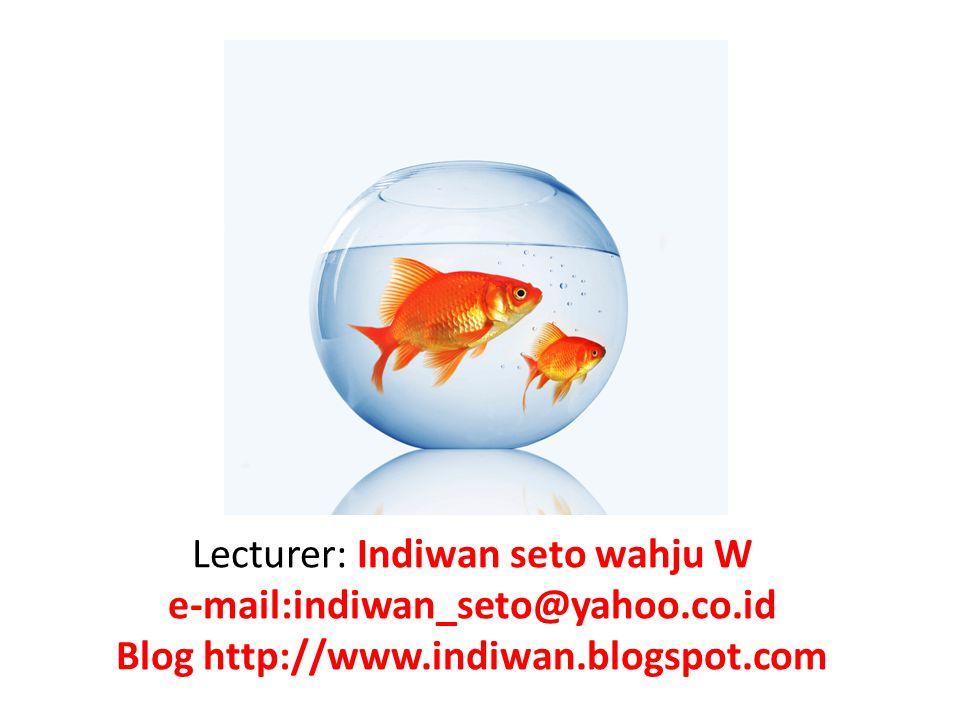 Indiwan seto Wahju 085716154833 3 Drs Indiwan seto wahju W. MSi Tangerang, 8 Maret 1966 Residence: Jl.Zeta Raya 112 Kodya Tangerang Banten Telp 021 55