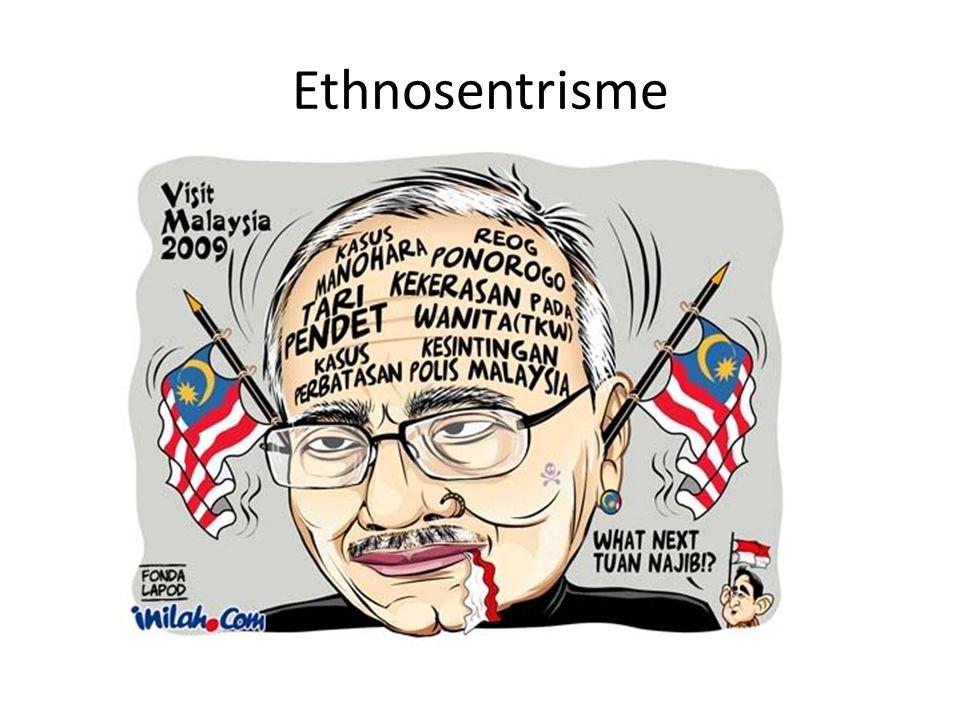 44 Etno- Relativisme sentrisme Kultural 1 23 45 6 1.Menolak perbedaan kultural. Sedikit kontak dengan mereka yang berbeda 2.Defensif dalam memahami pe