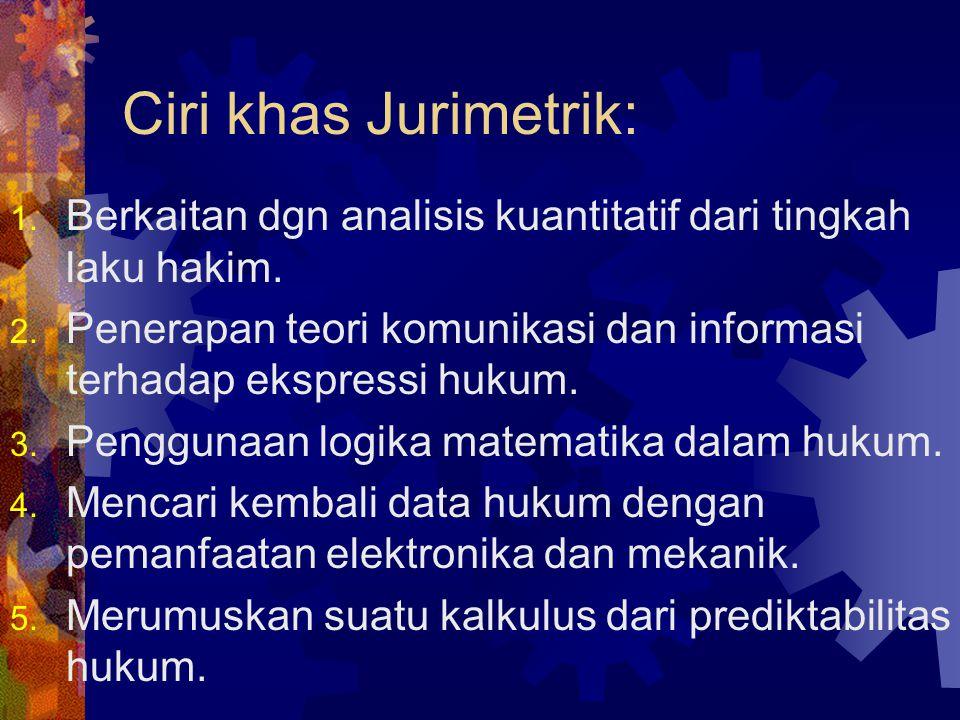 Alat Bantu bagi Hakim 1.