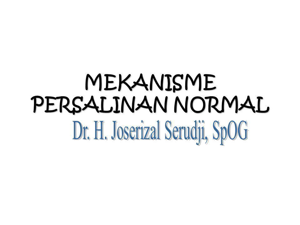 ASINKLITISMUS Defleksi lateral kepala dimana posisi sutura sagitalis (SS) lebih anterior ke arah simfisis atau posterior ke arah promontorium di dalam panggul.