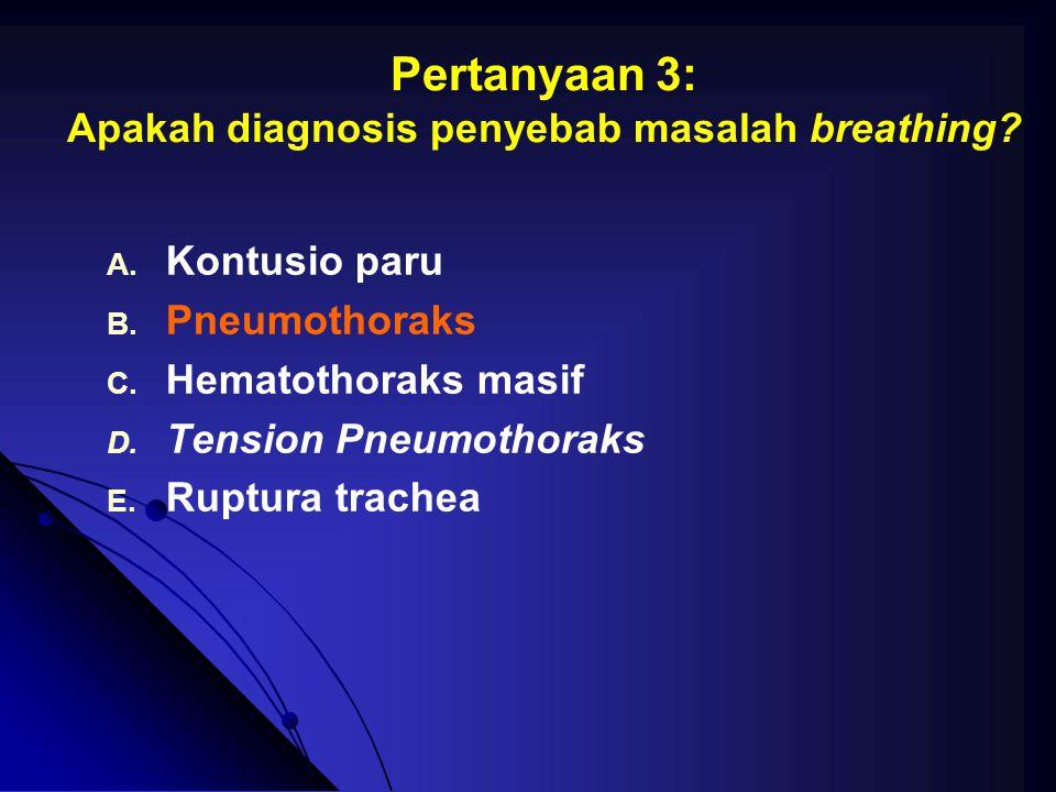 TRAUMA PELVIK Perdarahan masif akibat fraktur pelvik tak stabil harus segera dengan difiksasi eksterna atau extra peritoneal pelvic packing atau therapeutic angiography