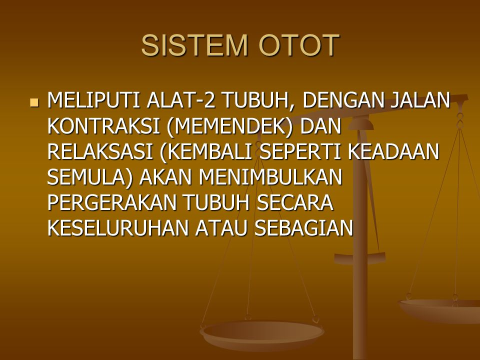 SIFAT-SIFAT OTOT JANTUNG 1.