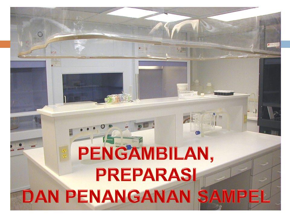 Peralatan dan Teknik Analisis Laboratorium