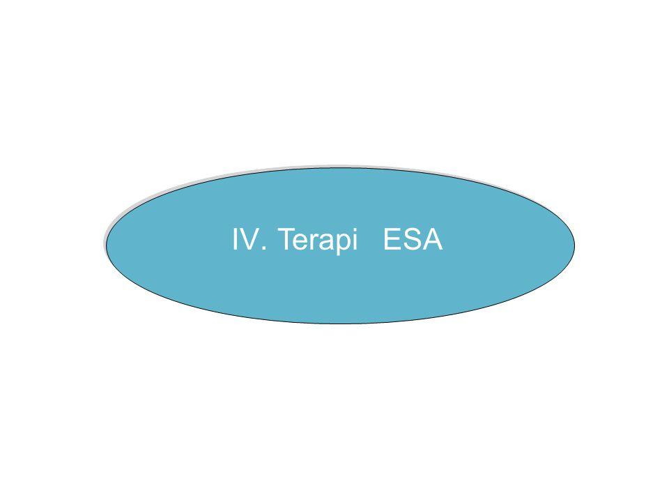 IV.Terapi ESA