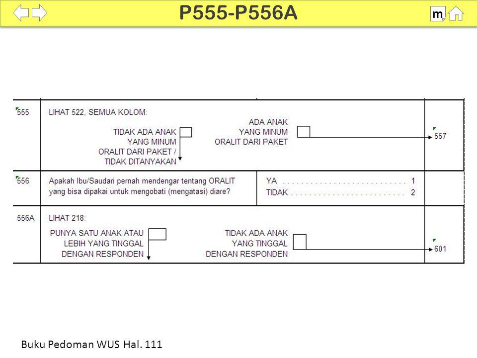 100% SDKI 2012 P555-P556A m Buku Pedoman WUS Hal. 111