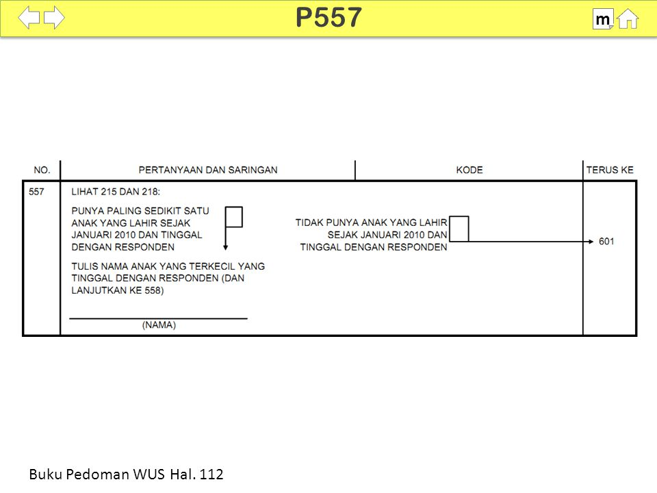 100% SDKI 2012 P557 m Buku Pedoman WUS Hal. 112