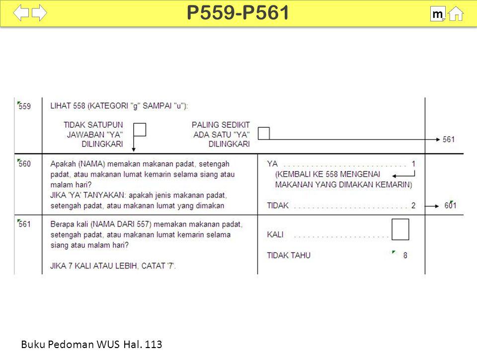 100% SDKI 2012 P559-P561 m Buku Pedoman WUS Hal. 113