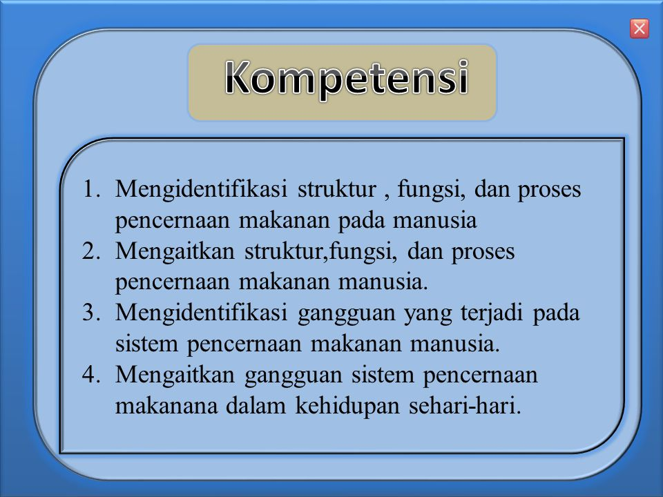 KOMPETENSI MENU vIDEO SIMULASI MATERI LATIHAN