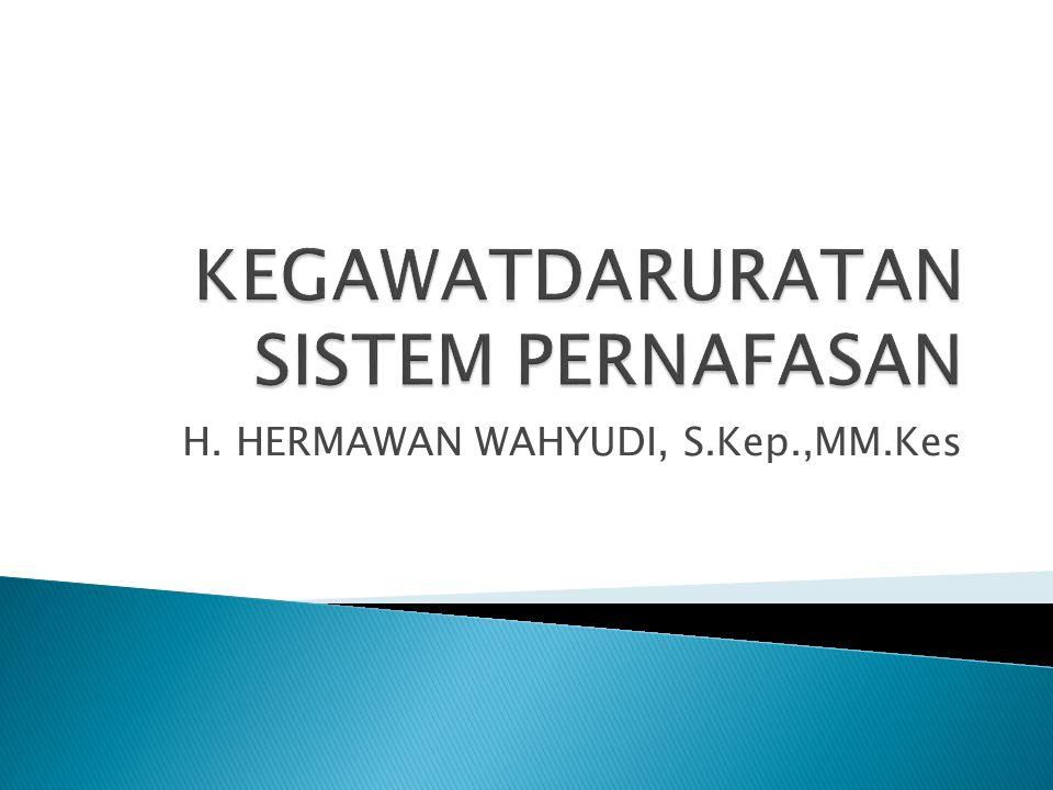 H. HERMAWAN WAHYUDI, S.Kep.,MM.Kes