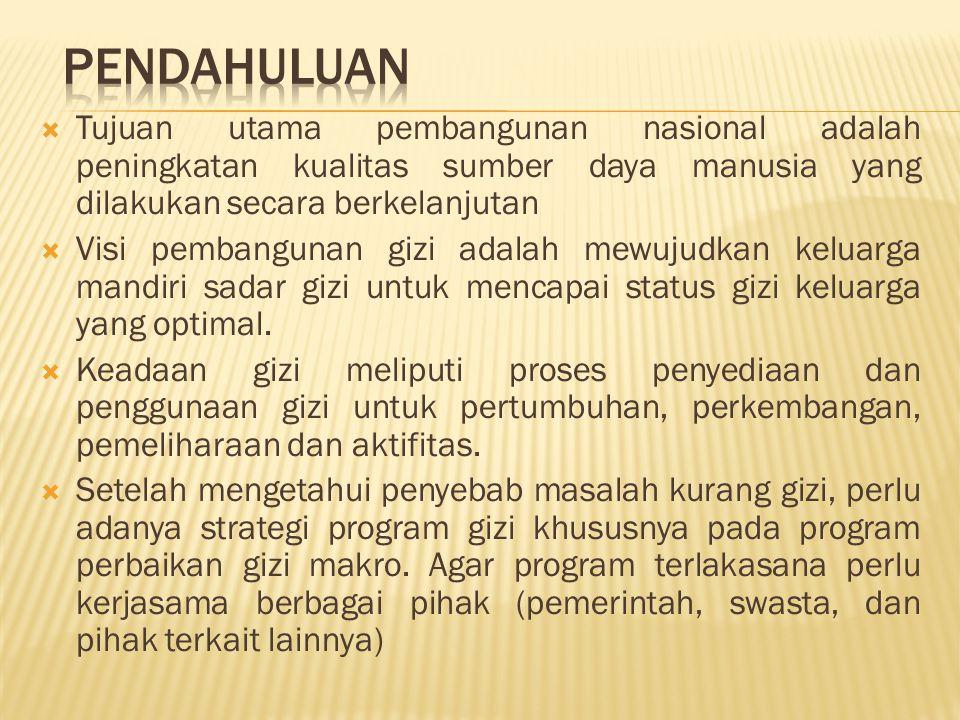  Campuran bahan pangan untuk makanan bayi C a mpuran dasar (basic mix), terdiri dari serelia (biji-bijian) atau umbi-umbian dan kacang-kacangan.