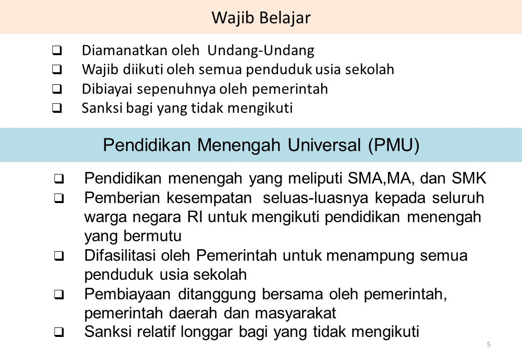Rencana Implementasi PMU 26 E