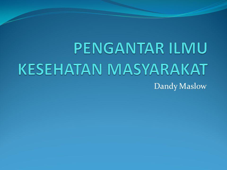Dandy Maslow