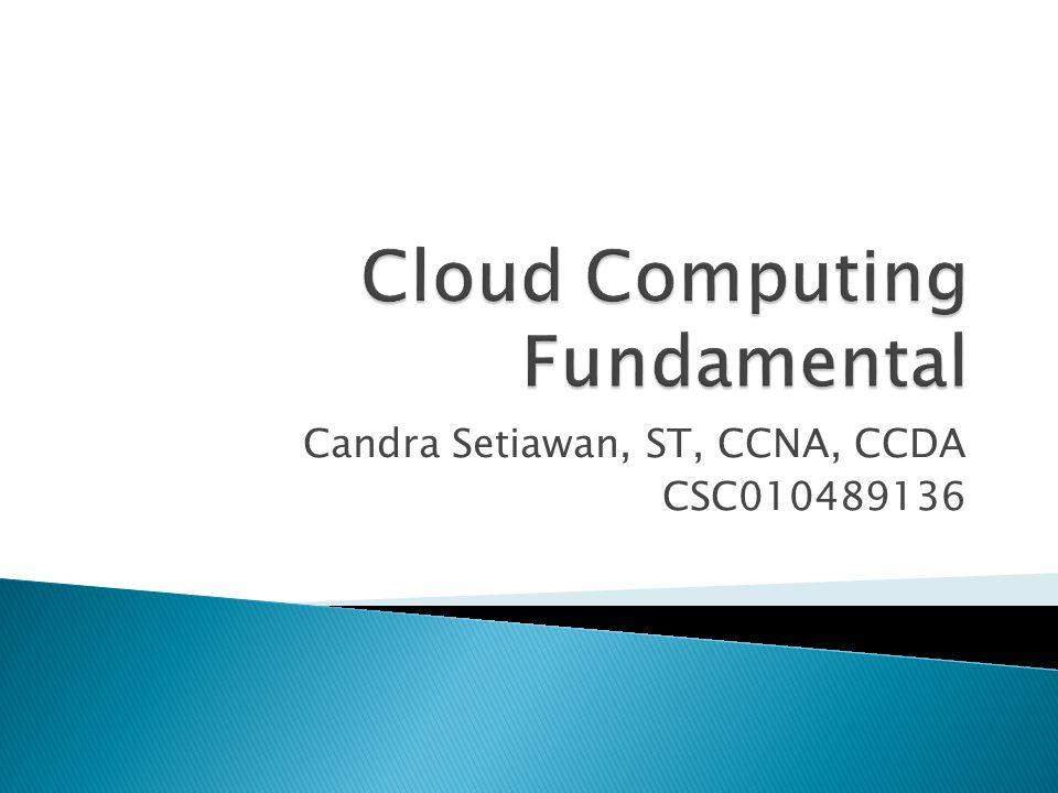 Candra Setiawan, ST, CCNA, CCDA CSC010489136