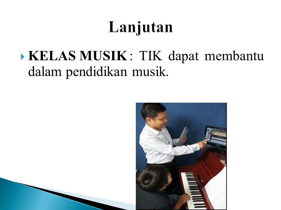 LOKAKARYA: Lokakarya dan prakteknya yang baik dengan TIK. Oleh karena itu, dalam seni dan kerajinan kelas, workstation didedikasikan untuk kegiatan te
