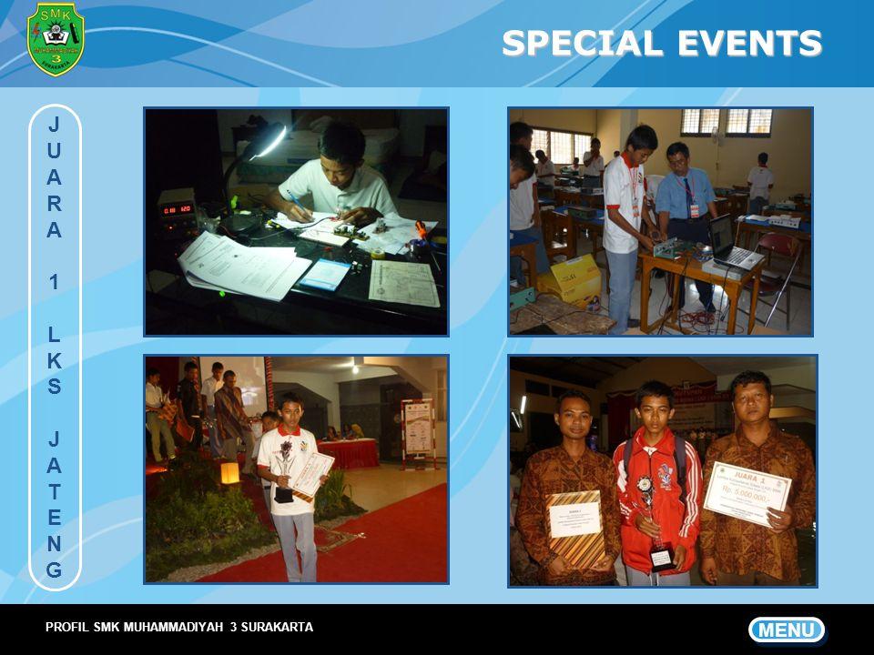 SPECIAL EVENTS JUARA1LKSJATENGJUARA1LKSJATENG MENU PROFIL SMK MUHAMMADIYAH 3 SURAKARTA