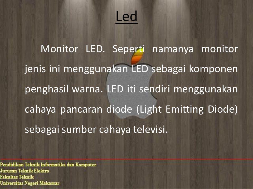 Led Monitor LED.