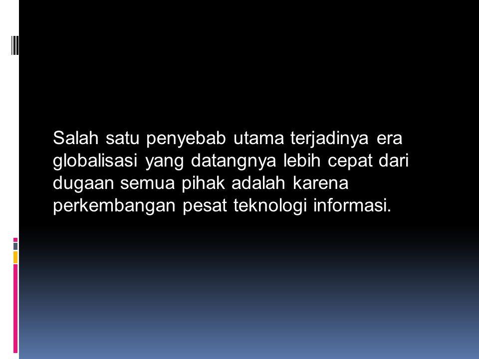 LAN, GlobalNet, Intranet, Ekstranet, Point to Point Com.