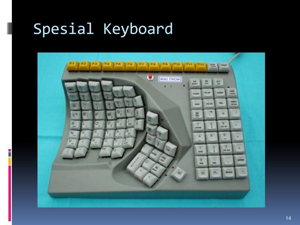 Spesial Keyboard 14