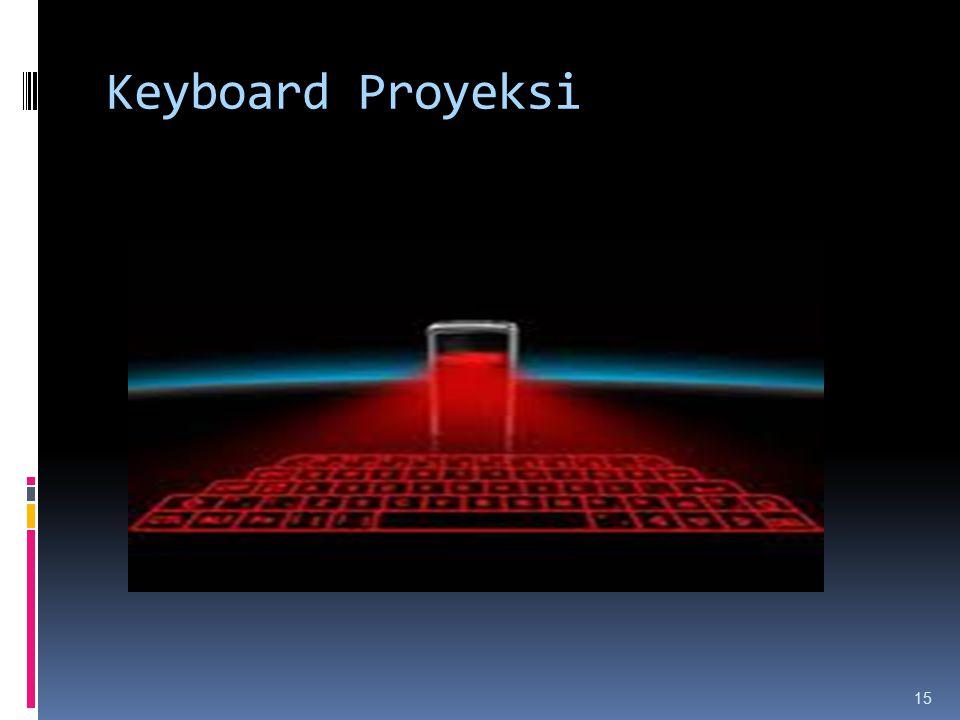 Keyboard Proyeksi 15