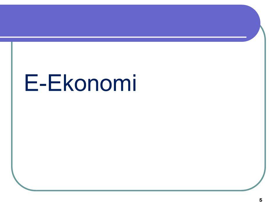 E-Ekonomi 5