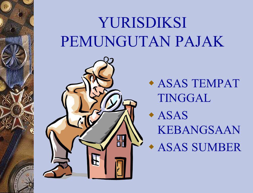 Official Assessment ♣ Wewenang berada ditangan pemerintah (fiskus) untuk menen- tukan besarnya pajak yang terutang ♣ Wajib Pajak bersifat pasif. (hany