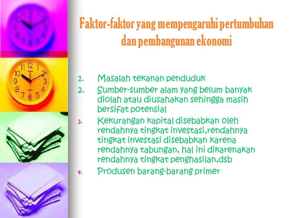 Perbedaan Pertumbuhan dan Pembangunan Ekonomi Menurut Prof.