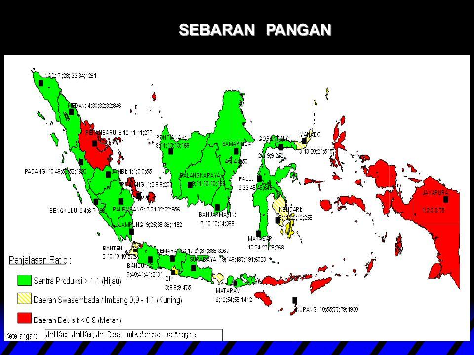 SEBARAN PANGAN SEBARAN PANGAN nuhfil hanani : www.lecture.brawijaya.ac.id/nuhfil