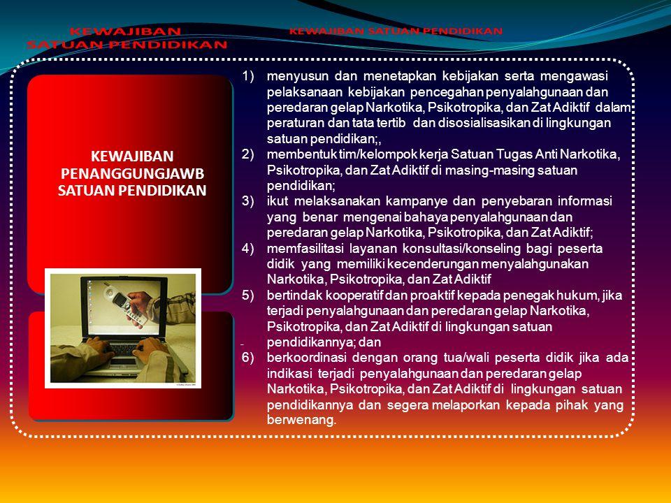 KELUARGA MASYARAKAT TEMPAT KERJA PENDIDIKAN MEDIA MASA INSTITUSI PEMDA LEMBAGA PEMDA DIDAERAH/DPRD PERDA NOMOR 13 TH 2010 SATUAN PENDIDIKAN SUBYEK PER