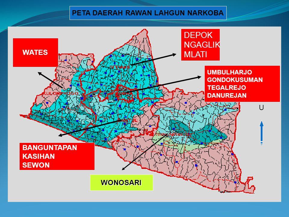 FAKTAFAKTA 4,2 JUTA (TH 2011) MASYARAKAT INDONESIA MENJADI PENGGUNA AKTIF NARKOBA, 500.0 00 ORANG DI ANTARANYA PENGGUNA NARKOBA JENIS HEROIN. JIKA TIA