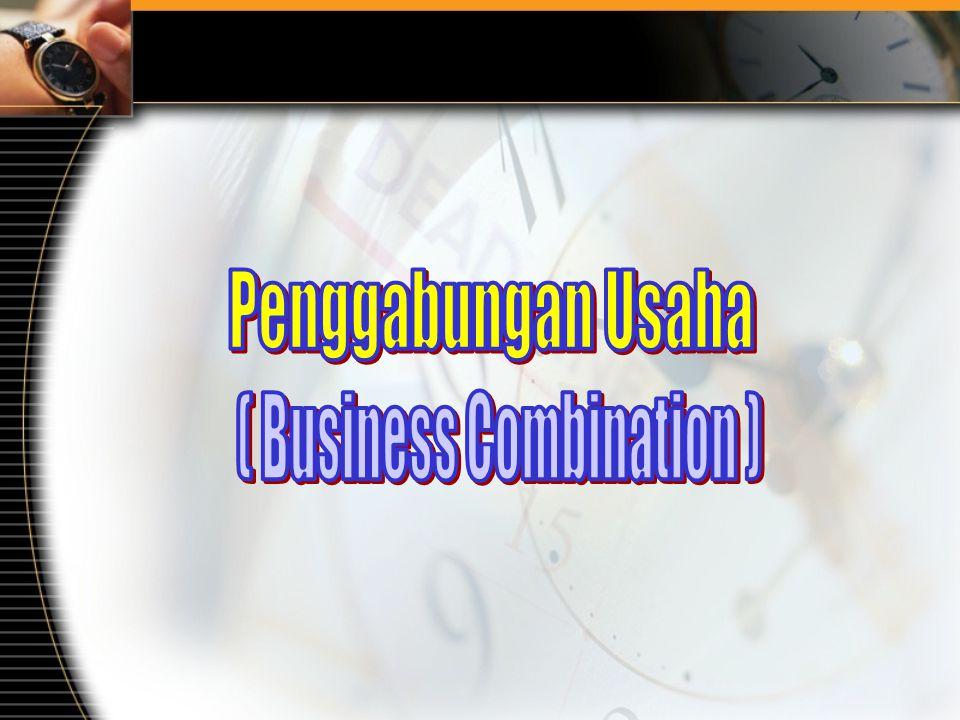 Pada awal tahun 2006 PT.A, PT. B, PT. C, sepakat melakukan penggabungan badan usaha membentuk PT.
