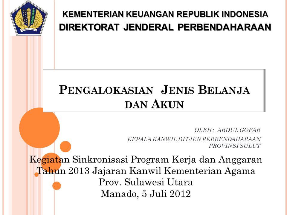 T EMA RKP 2012 : P ERCEPATAN DAN P ERLUASAN PER - TUMBUHAN EKONOMI YANG BERKUALITAS, INKLUSIF, DAN BERKEADILAN Prioritas Pembangunan Nasional: 1.