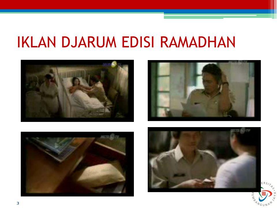 IKLAN DJARUM EDISI RAMADHAN 3
