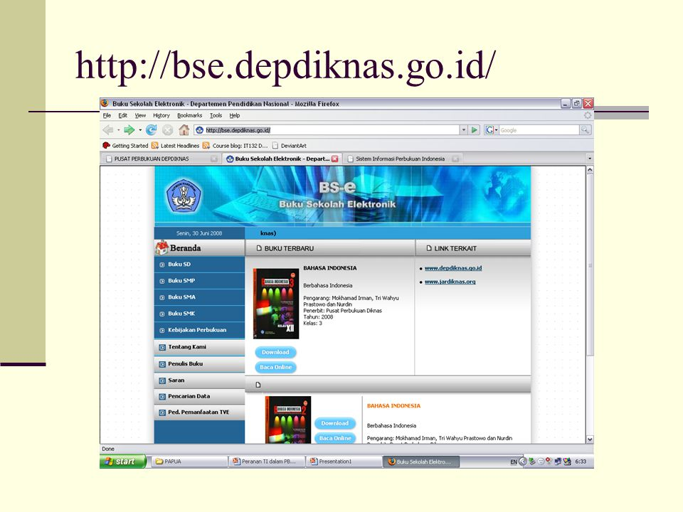 http://bse.depdiknas.go.id/