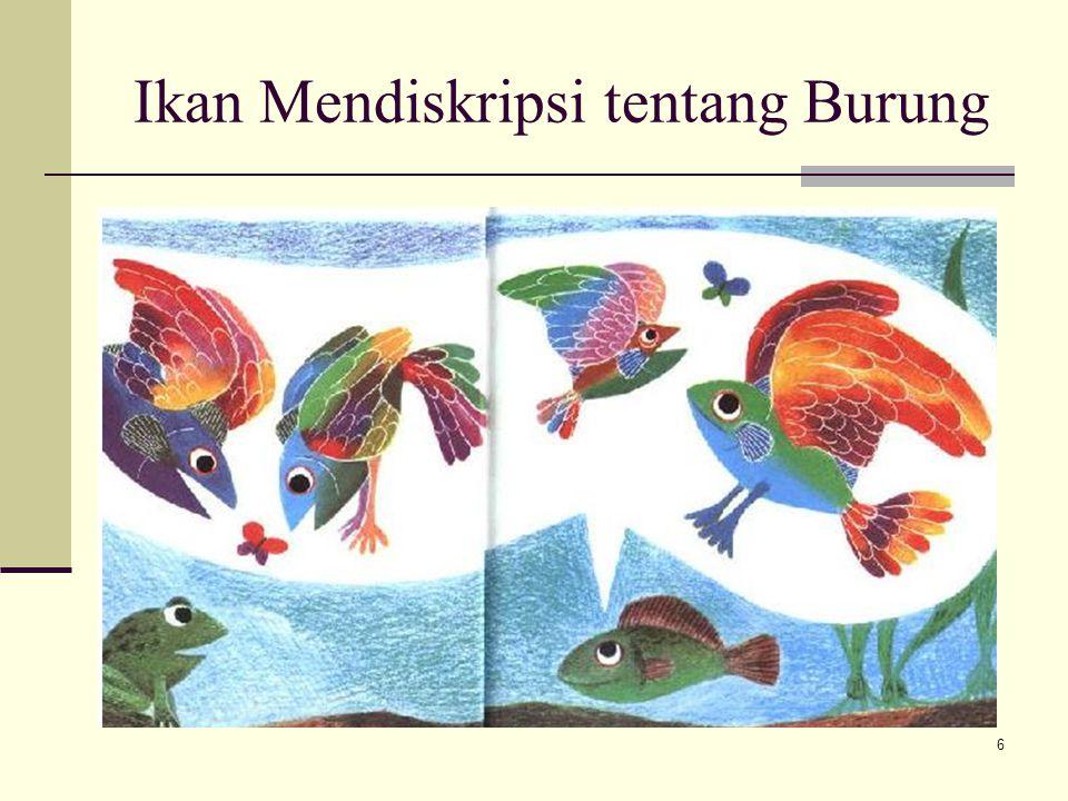 Ikan Mendiskripsi tentang Burung 6