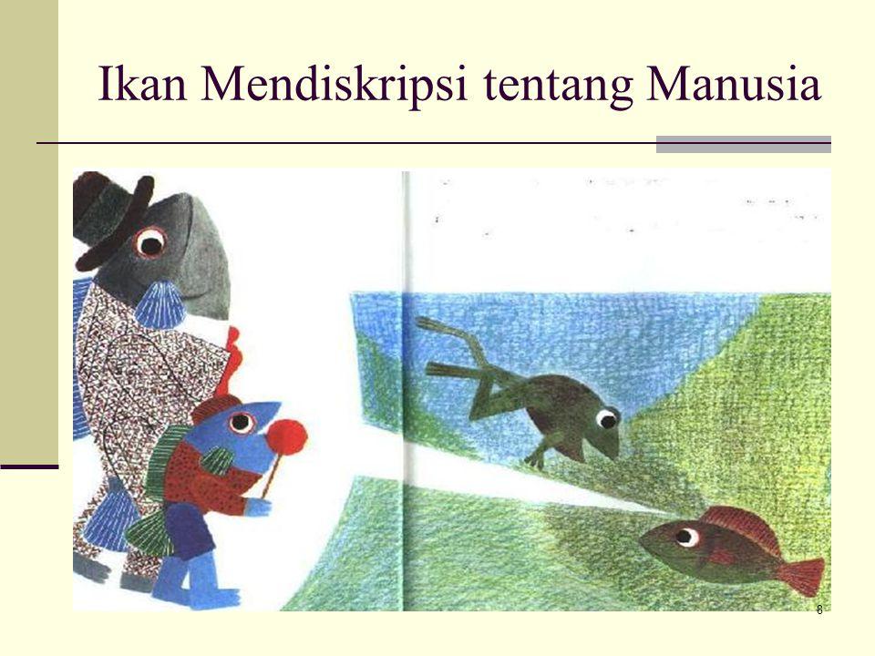 Ikan Mendiskripsi tentang Manusia 8